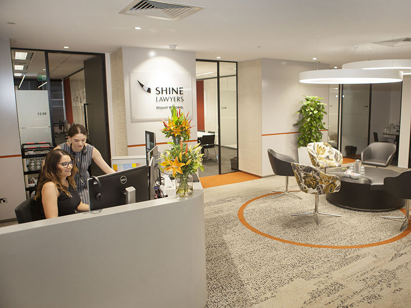 Shine Lawyers Brisbane Office