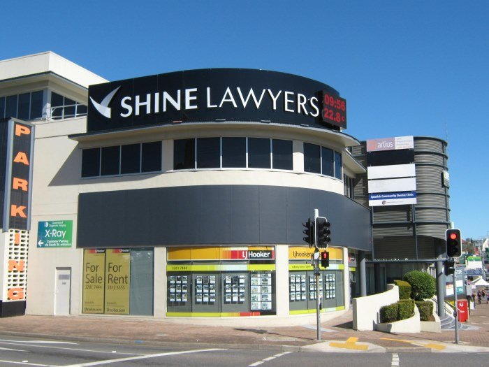 Ipswich Lawyers - Shine Lawyers
