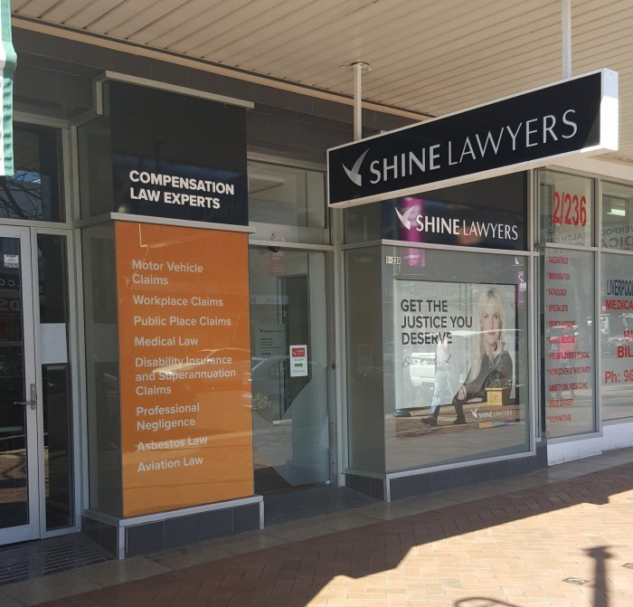Liverpool lawyers - Shine Lawyers