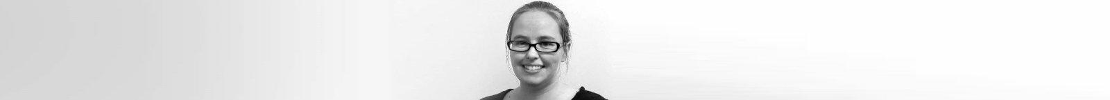 Team member Rebecca Ballantyne