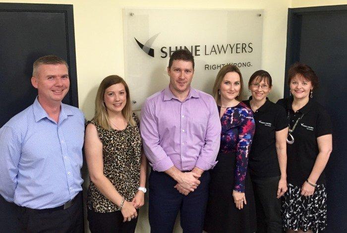 Strathpine lawyers - Shine Lawyers
