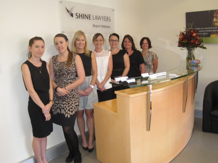 Sunshine Coast Lawyers - Shine Lawyers