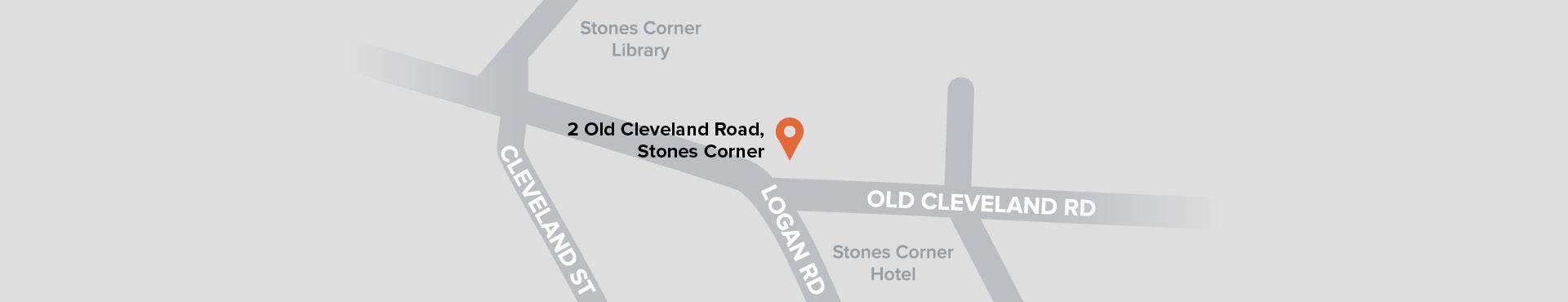 Stones Corner Shine Lawyers Location | Shine Lawyers