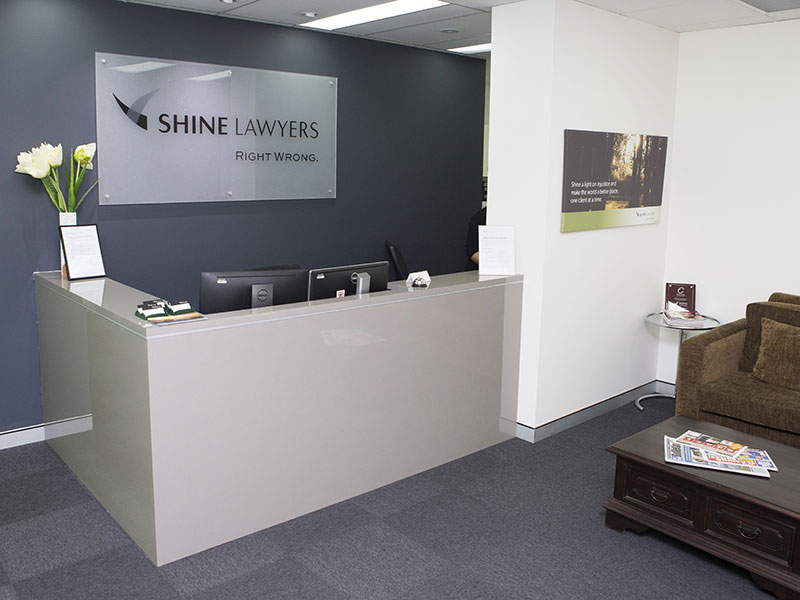 Shine Lawyers Bundall Office