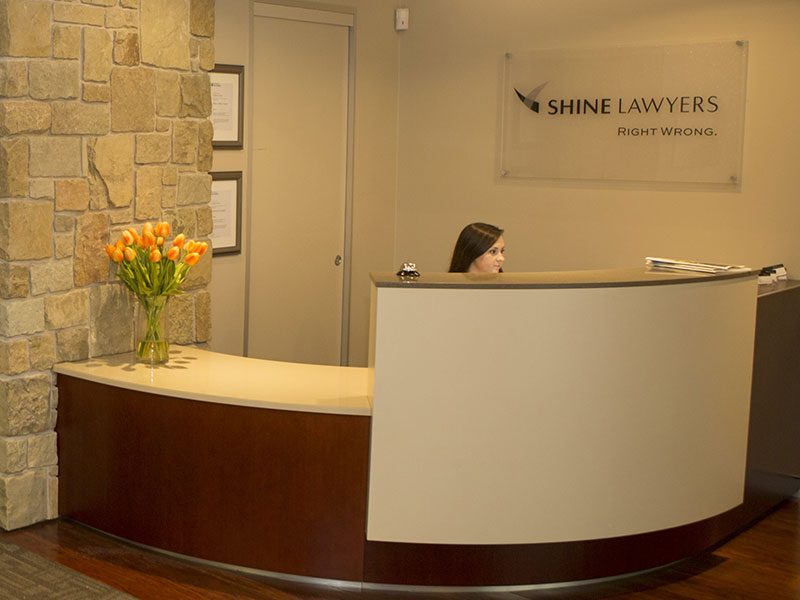 Shine Lawyers Caboolture Office