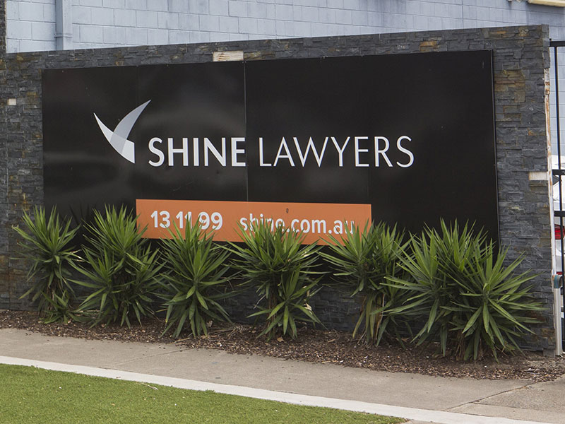 Shine Lawyers Cairns Office