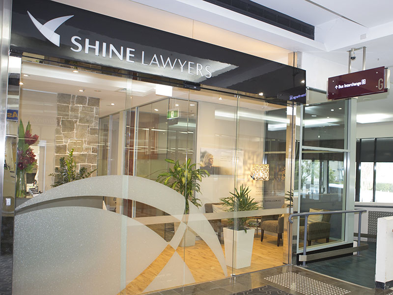 Shine Lawyers Carindale Office