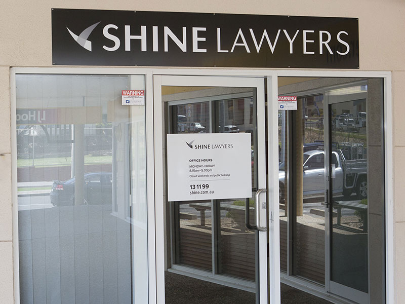 Shine Lawyers Gladstone Office
