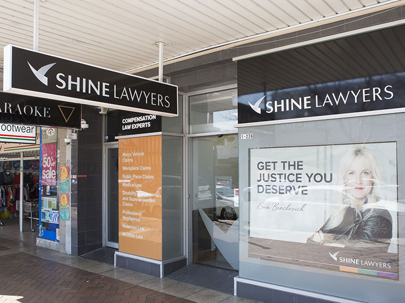 Shine Lawyers Liverpool Office
