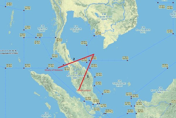 MH370 flight Malaysia Airlines