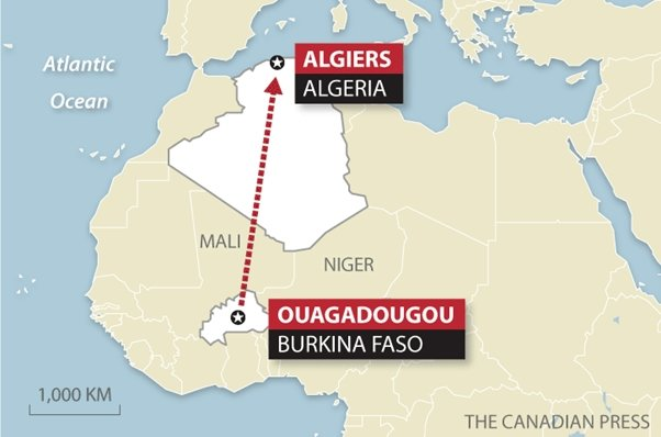 Air Algerie AH5017 crash lawyers