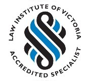 motor vehicle injury lawyers Victoria