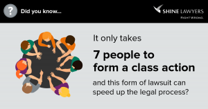 class action graphic