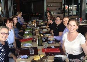 national volunteer week lunch