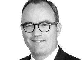 Simon Morrison, Executive Director