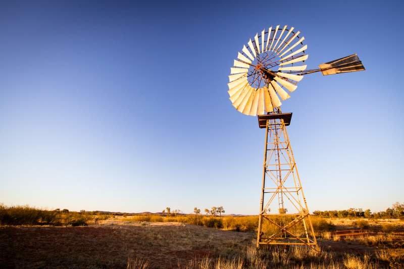windmill-on-property
