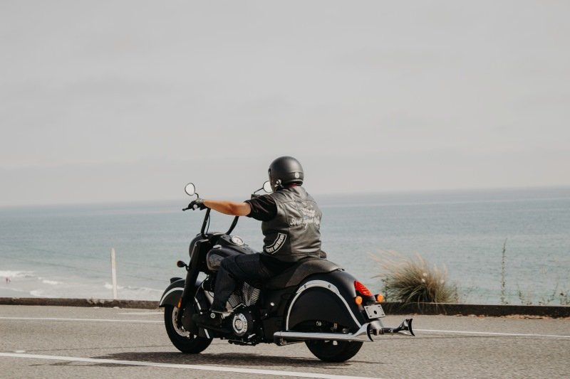 motorcyclist-on-road